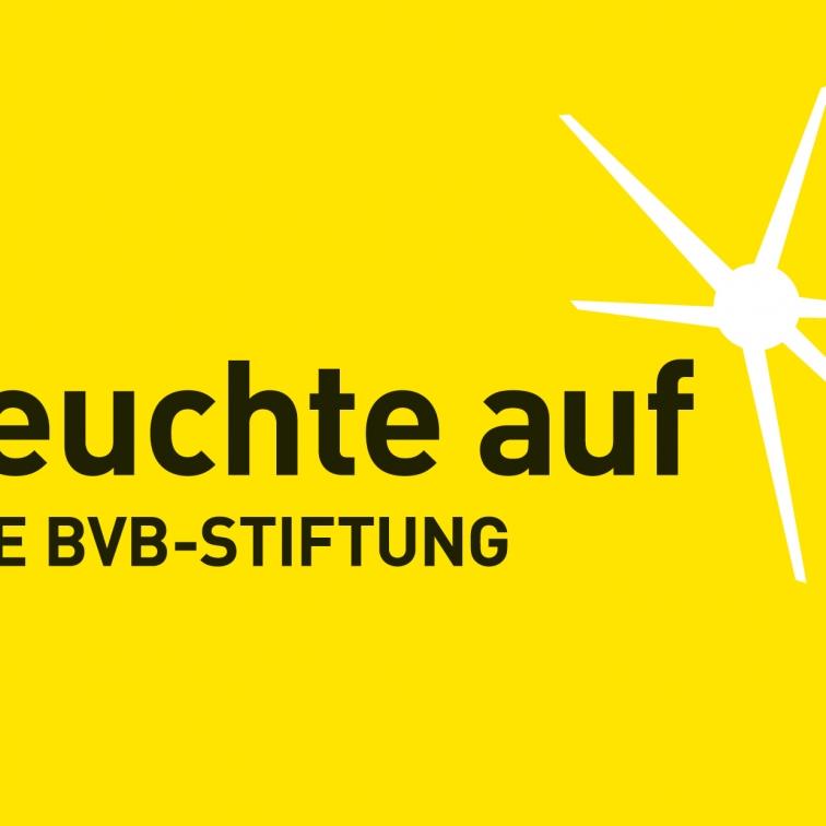 Leuchte auf Die BVB Stiftung